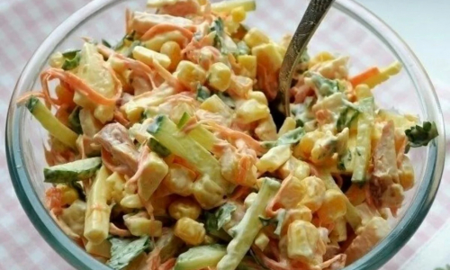 Этот салат уделал Шубу и Оливье