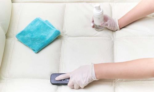 Как почистить мягкую мебель от грязи в домашних условиях