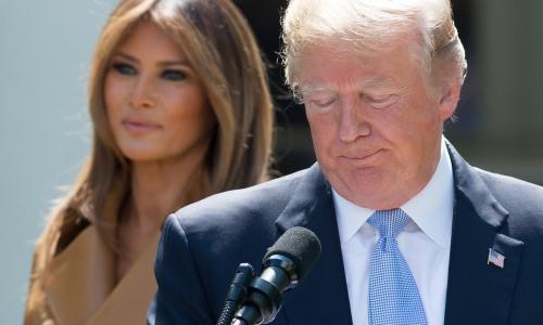 Меланья только третья: кем были и как выглядят первая и вторая жены Трампа