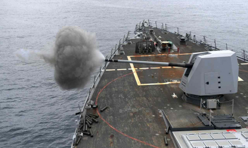 В Польше высмеяли нарушение эсминцем США российской границы