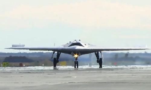 Россия испытала сверхновый ударный беспилотник «Охотник»