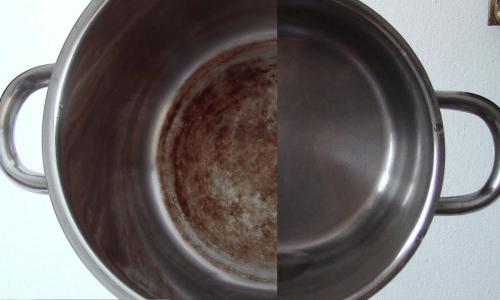 Как просто отмыть пригоревшую кастрюлю: помогут сода и яичная скорлупа