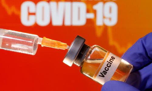 Украина получила первую партию вакцины Pfizer