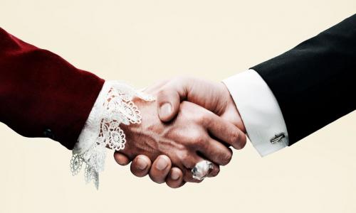 Какими болезнями можно заразиться через рукопожатие