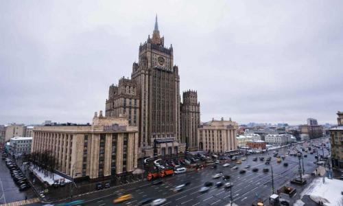 В МИД России ответили на предложение запретить россиянам въезд в Евросоюз