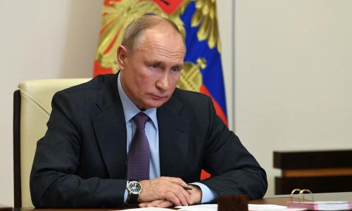 Володина охарактеризовала Путина одним словом: смолкли все