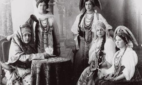 Почему на Руси беременные женщины не стригли волосы