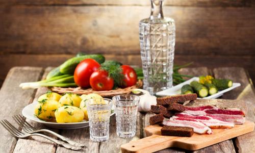 Какими продуктами нельзя закусывать алкоголь