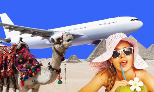 Власти анонсировали открытие рейсов на курорты Египта