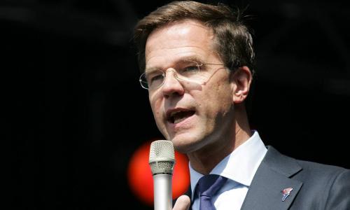 Премьер-министр Нидерландов отказался от участия в саммите с Путиным