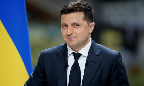 Зеленский опубликовал обещанный ответ Путину о единстве русских и украинцев