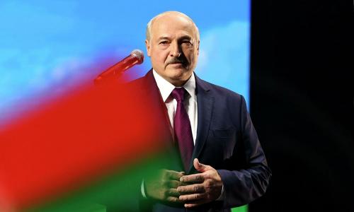 Лукашенко: Беларусь не будет разговаривать с Западом, пока не будут сняты санкции