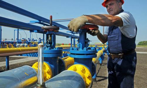 Украина пригрозила Европе перекрыть поставки газа