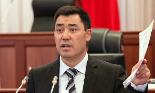 Жапаров назвал сроки окончания энергокризиса в Кыргызстане